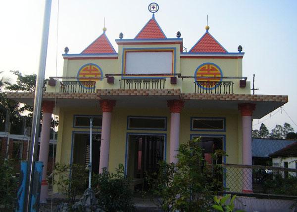 Thánh thất Đông Thuận