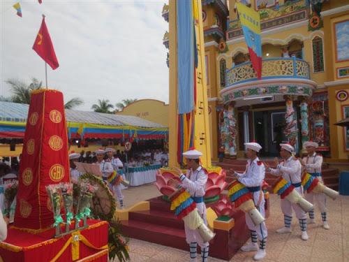 Thánh Thất Phú Cường - Mừng 49 năm thành lập (1956-2005)
