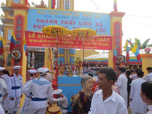 Thánh Thất Phú Cường - Mừng 56 năm thành lập (1956-2012) p2