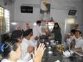 Ban Dân Vận Tỉnh Ủy Tiền giang thăm và chúc Tết Tân Mão