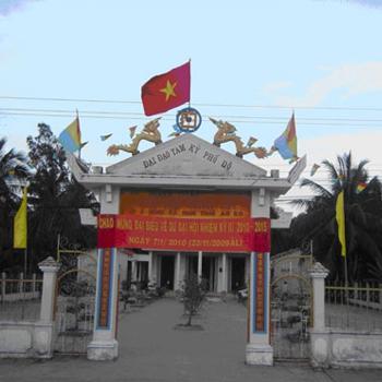 Thánh Thất Nam Thái